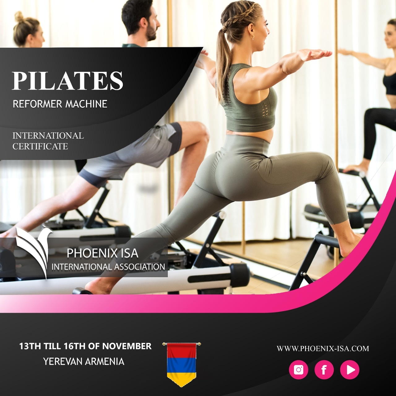 Let's learn pilates reformer